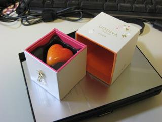 箱もかわいいG(≧ω≦)。