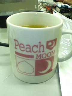Peach MOONマグ