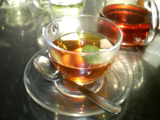 巨峰の紅茶のがよかったにょ・・・